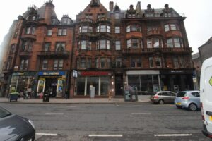 Charing X Hostel, Glasgow, Charing Cross, G2 3LX