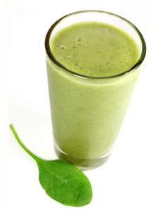 January Detox - Spinach Smoothie