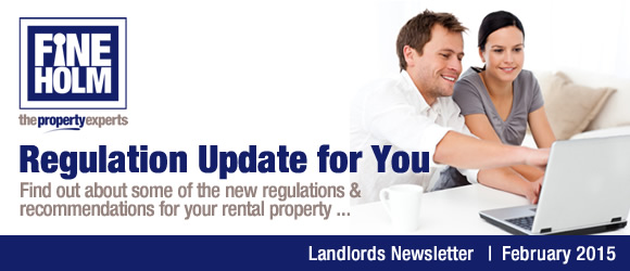 Landlord Newsletter - February 2015