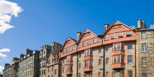 Uplift in Edinburgh Rental Market