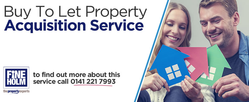 Landlords Buy to Let Service from Fineholm