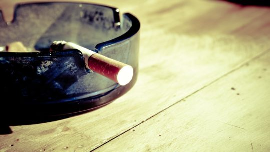 Smoking in Rented Properties