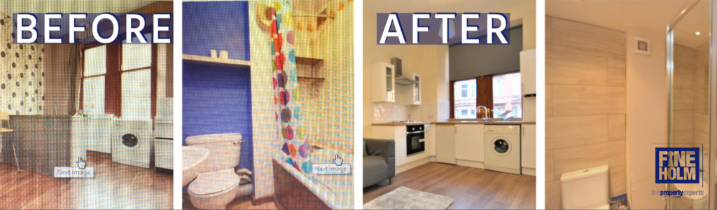 Buy to Let - Before and After