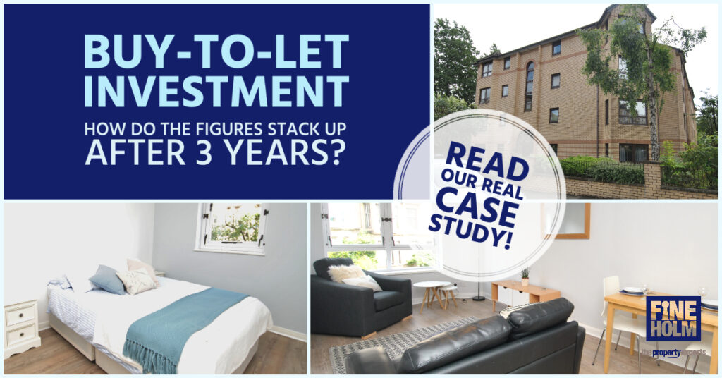 Buy to Let Investment Case Study