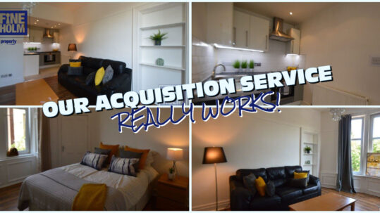 Property Acquisition & Investment